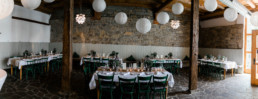 Hochzeitssaal im Winzerhof Stahl