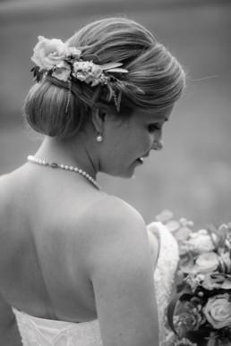 Vintage Braut in Franken beim Shooting details