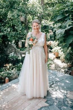 Braut Brautstrauß