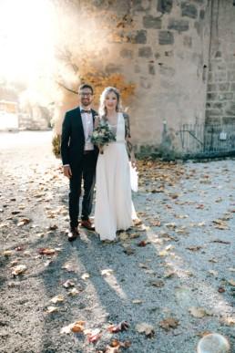 Sonnenstrahl Brautpaar