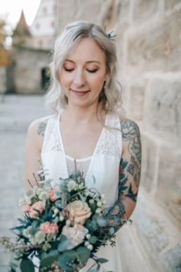 Brautstrauß Braut