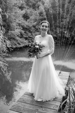 Braut See Wasser