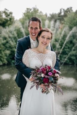 See Brautpaar