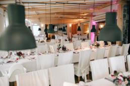 Tische Deko Hochzeit