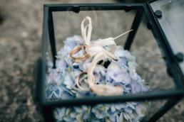 Ringbox Blumen