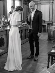 Ringtausch Brautpaar