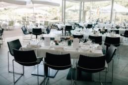 Tische Deko Hochzeit Kellerhaus Pommersfelden