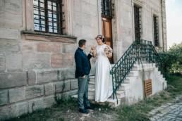 Schloß Hemhofen Braut