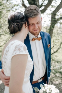 Hochzeitsfoto im Schloß Seehof in Bamberg mit Julia Reif Fotografie