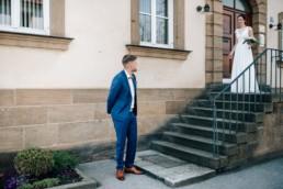 First Look Fotos in Bamberg von Fotografin Julia Reif